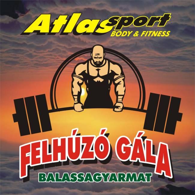 V. Atlas Sport Nemzetközi Nyílt Felhúzó Gála - Balassagyarmat, 2016. november 13.